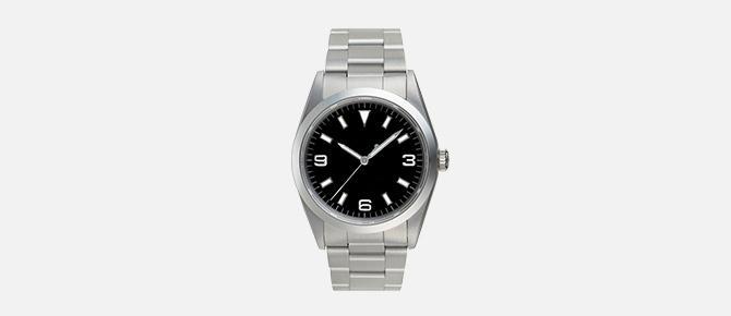 電池 交換 腕時計